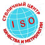 Логотип «Столичный центр качества и метрологии»